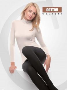 Теплые колготки Conte Elegant Cotton 150