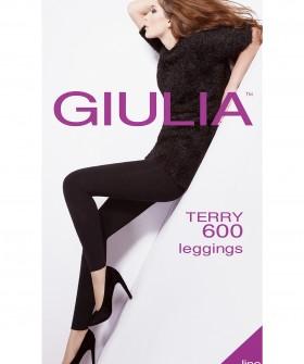 Хлопковые леггинсы Giulia TERRY 600