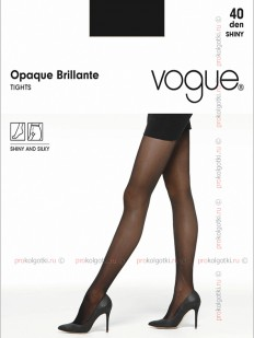 Колготки Vogue Art. 37193 Opaque Brilliante 40