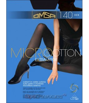 Колготки Omsa Microcotton 140 Xl