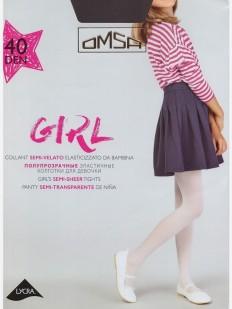 Детские колготки Omsa Girl 40