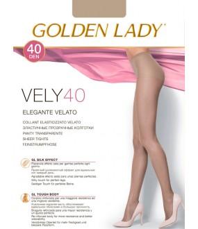 Классические колготки Golden lady Vely 40