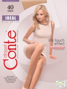 Матовые колготки Conte elegant Ideal 40