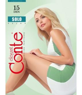 Тонкие колготки Conte elegant Solo 15 xl
