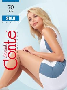 Классические колготки с шортиками Conte Elegant SOLO 70 XL