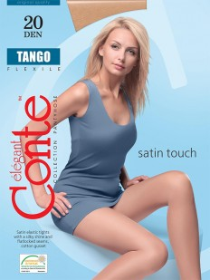 Тонкие колготки Conte elegant Tango 20 xl
