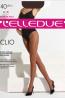 Женские матовые колготки с шортиками 40 ден Elledue CLIO 40 - фото 1