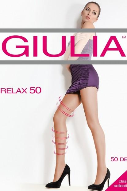 Поддерживающие колготки с шортиками Giulia RELAX 50 - фото 1
