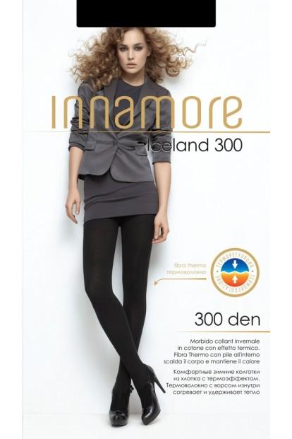 Теплые хлопковые термо колготки Innamore ICELAND 300 - фото 1