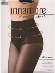 Утягивающие колготки с трусиками Innamore WONDER BODY 40