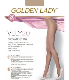Летние колготки Golden lady Vely 20