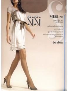 Классические колготки с шортиками Sisi MISS 70