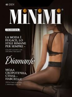 Шелковистые колготки Minimi Diamante 40