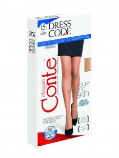Тонкие колготки Conte elegant Dress code 15