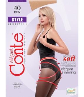 Колготки с корректирующим эффектом Conte elegant Style 40