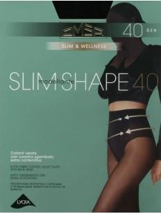 Утягивающие колготки с трусиками OMSA SLIM SHAPE 40