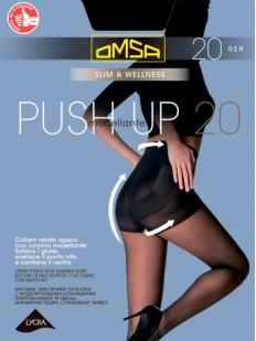 Утягивающие пуш ап колготки Omsa PUSH UP 20