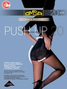 Утягивающие push up колготки с шортиками 20 ден