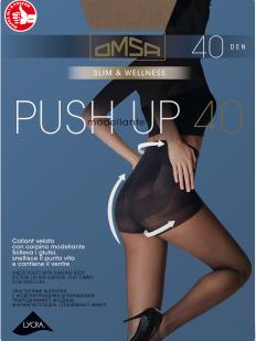 Утягивающие push up колготки с шортиками 40 ден