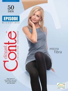 Плотные колготки Conte elegant Episode 50