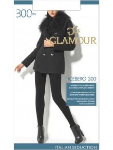 Теплые хлопковые колготки Glamour ICEBERG 300