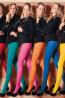 Цветные матовые колготки 70 ден из микрофибры Trasparenze SOPHIE - фото 5