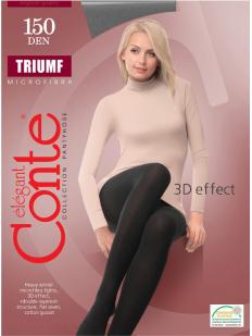 Теплые колготки Conte Elegant Triumf 150 XL