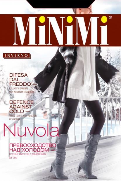 Теплые колготки из вискозы и ангоры Minimi NUVOLA 200 XL - фото 1