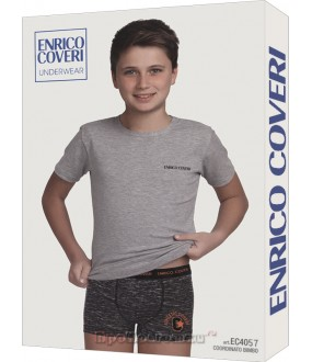 Комплект Enrico Coveri Ec4057 Junior Coord. Boxer