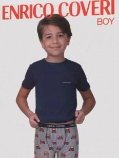 Детский комплект белья для мальчиков Enrico Coveri Ec4048