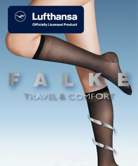 Женские компрессионные гольфы Falke VITALIZE 20 (41742)