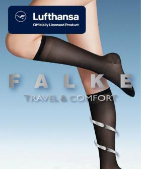Женские компрессионные гольфы Falke VITALIZE 40 (41746)