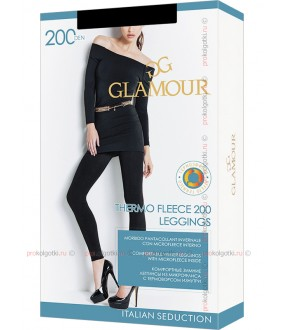 Леггинсы Glamour Thermo Fleece 200 Leggings