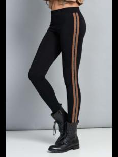 Хлопковые леггинсы JADEA 4082 leggings