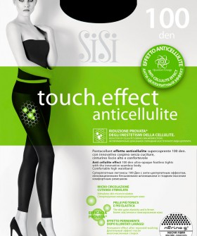 Бесшовные леггинсы Sisi Touch.Effect 100 Anticellulite Pantacollant