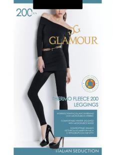 Утепленные леггинсы Glamour Thermo Fleece 200 Leggings