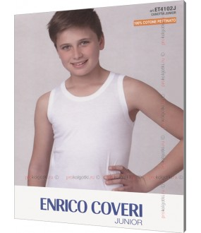 Майка детская Enrico Coveri  Et4102 Junior Canotta