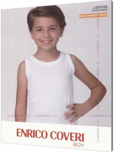 Майка детская Enrico Coveri  Et4102 Boy Canotta