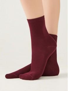 Хлопковые женские всесезонные высокие носки