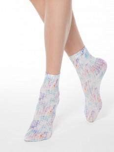 Цветные женские капроновые носки 70 DEN