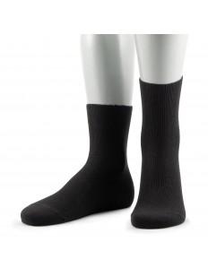 Высокие медицинские женские носки из гребенного хлопка
