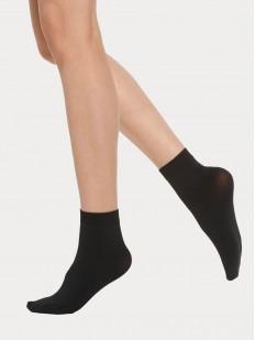 Плотные женские носки из микрофибры 60 DEN