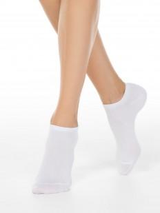 Укороченные женские носки из бамбукового волокна