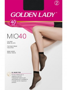 Женские карпоновые носки (2 пары) Golden Lady MIO 40