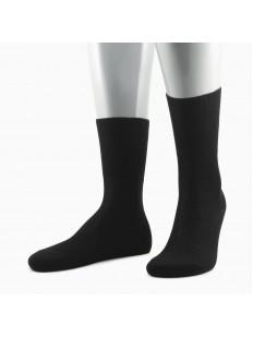 Медицинские мужские носки из гребенного хлопка без резинки и передавливания