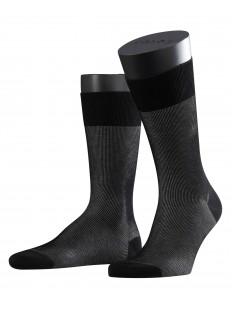 Хлопковые мужские носки Falke FINE SHADOW