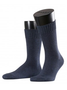 Хлопковые мужские носки с шерстью Falke DENIM.ID