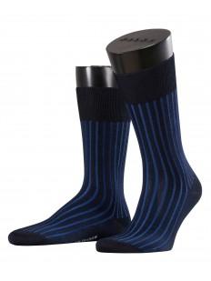 Хлопковые мужские носки в полоску