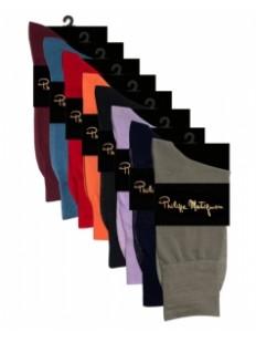 Классические мужские носки Philippe Matignon PHM 701