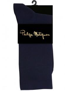 Классические мужские носки Philippe Matignon PHM 801